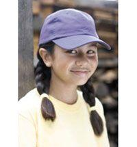 Youth Bio-Washed Unstructured Cap