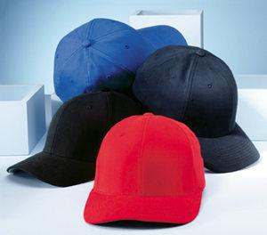 Flexfit� Brushed Cotton Low-Profile Fitted Cap